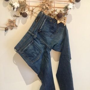 Citizens Of Humanity Ava #142 Low Waist Jeans